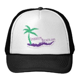 Imbrium Beach Logo Wear Hats