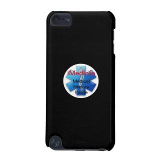 iMedInfo iPod Case - Black