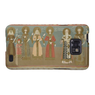 Imereth: frescoes from the Gelati Monastery, plate Galaxy SII Cover