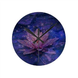 iMerge Round Clock