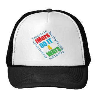 IMers do it 4 ways Mesh Hat