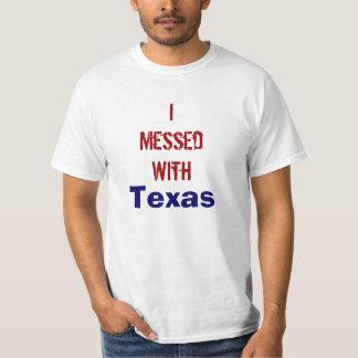 IMessedWith, Texas T-Shirt