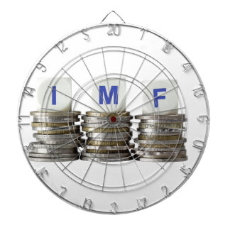IMF - International Monetary Fund Dart Boards