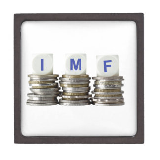 IMF - International Monetary Fund Jewelry Box