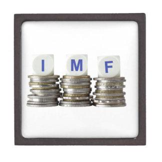 IMF - International Monetary Fund Jewelry Box