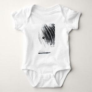 IMf Netlabel Baby Grow Baby Bodysuit