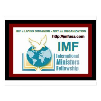 IMF POSTCARD