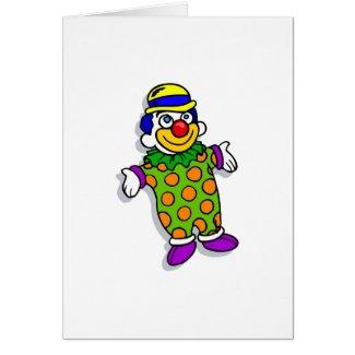 Cute Clown Doll