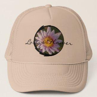 Purple Lotus/Water Lily