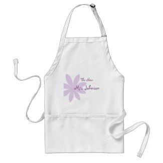 Purple Daisy Bridal