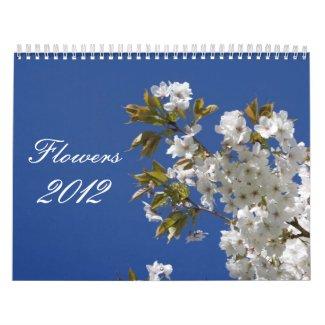 Floral 2012 Calendar