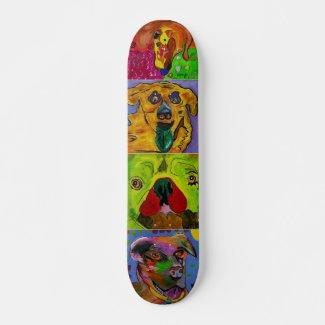 Dog Board