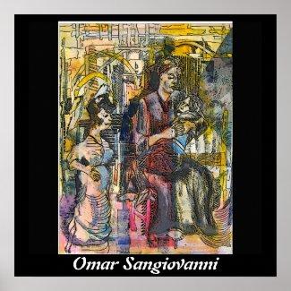 Untitled 16 by Omar Sangiovanni