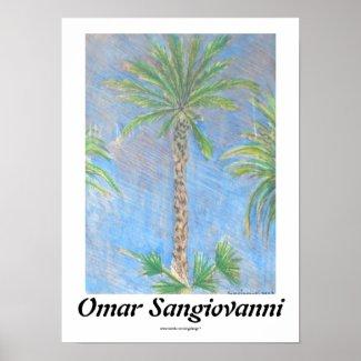 Palm Tree by Sangiovanni