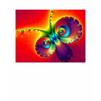 Graphic Designed Butterfly