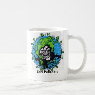 img017, Bad Polluters Coffee Mug