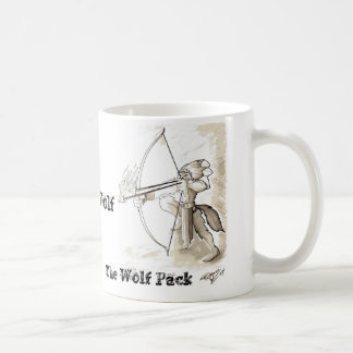 img018, img018, Alfa Wolf, The Wolf Pack Coffee Mug