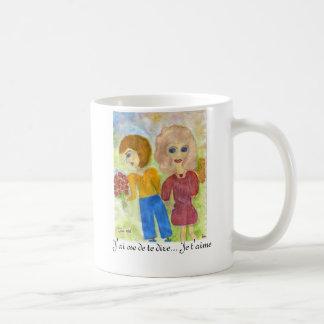 img037, J'ai ose de te dire... Je t'aime Coffee Mug