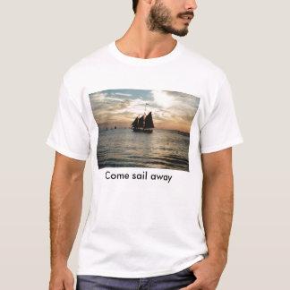 IMG0, Come sail away T-Shirt