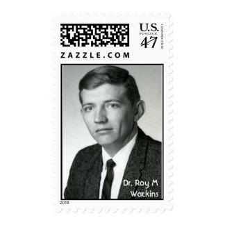 img110 (7), Dr. Roy M   Watkins Postage Stamp