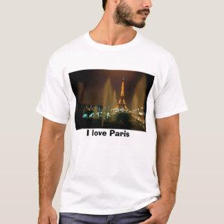 IMG4, I love Paris T-Shirt