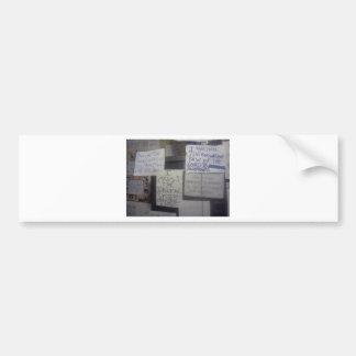 IMG542.jpg Bumper Sticker