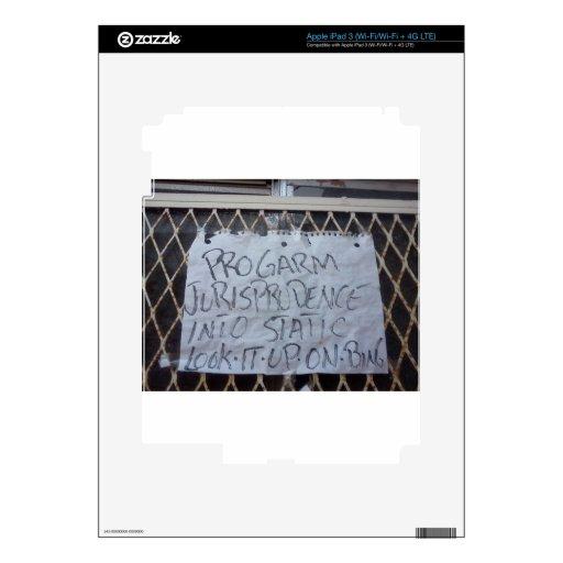 IMG645.jpg iPad 3 Pegatina Skin
