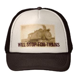 IMG_0003_NEW, parará para los trenes Gorros Bordados