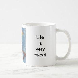 IMG_0008, Life Is very tweet Coffee Mug