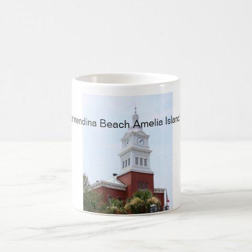 IMG_0015, Fernandina Beach Amelia Island Fl Classic White Coffee Mug