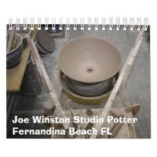 IMG_0015, Joe Winston Studio Potter Fernandina ... Calendar