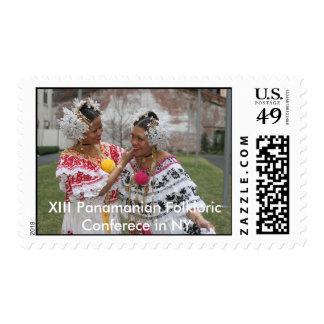 IMG_0037, XIII Panamanian Folkloric Conferece i... Postage