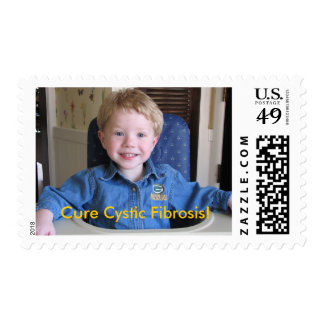 IMG_0040, Cure Cystic Fibrosis! Stamps