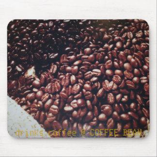 IMG_0057, drinks coffee @ COFFEE BEAN Mouse Pad
