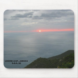 IMG_0064, LOVERS LEAP, JAMAICAS.B.R. 06 MOUSE PAD