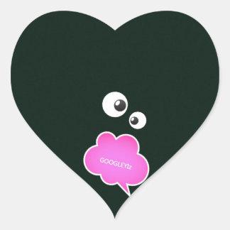 IMG_0123_copy googley Izzzz.jpg Heart Sticker