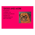 "IMG_0135, ""DOGS AND MORE, eric ginsburg, worldo... Business Card"