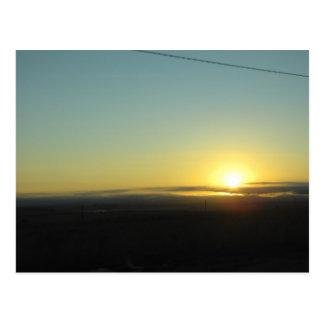 IMG_0148 sunrise Postcard