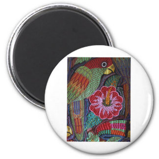 IMG_0183 jpg Birds of Panama series Refrigerator Magnet