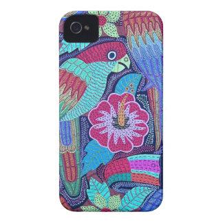 IMG_0188.jpg Birds of Panama iPhone 4 Case-Mate Case