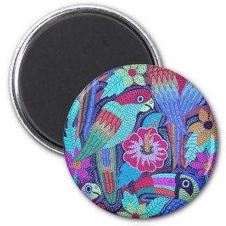 IMG_0188 jpg Birds of Panama Magnet