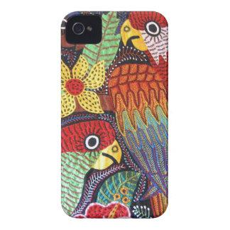 IMG_0190.JPG Birds of Panama iPhone 4 Case