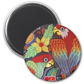 IMG_0190 JPG Birds of Panama Fridge Magnet