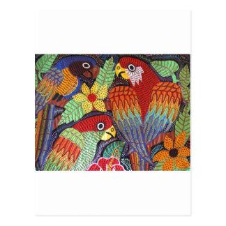IMG_0190.JPG Birds of Panama Postcard