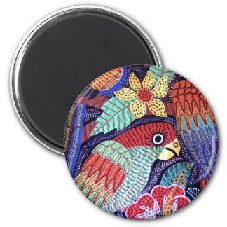 IMG_0194 jpg Birds of Panama Magnet