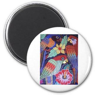 IMG_0194 jpg Birds of Panama Fridge Magnet