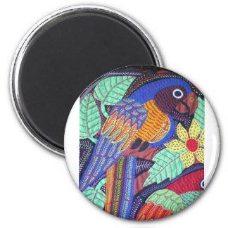 IMG_0210 jpgTropical Birds of Panama Fridge Magnets