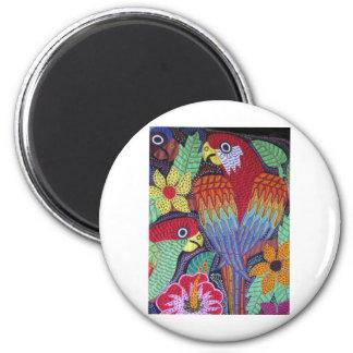 IMG_0211 jpg Birds of Panama Fridge Magnets