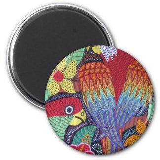 IMG_0211 jpg Birds of Panama Refrigerator Magnet