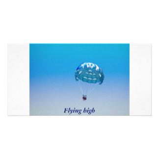 IMG_0260_edited-1, Flying high Photo Card